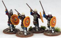 BYZ11 Byzantine Infantry Attacking (Quilted) (4)