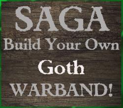 Build Your Own Goth Warband!
