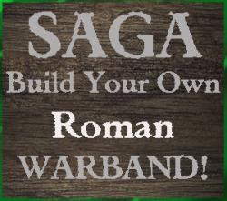 Build Your Own Roman Warband!