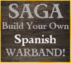 Build Your Own Spanish Warband!