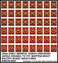 EIR Legionary Shield Designs 1 (10mm)