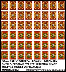 EIR Legionary Shield Designs 2 (10mm)