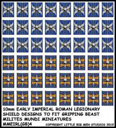 EIR Legionary Shield Designs 4 (10mm)