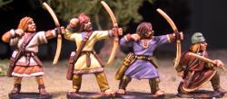 ESX19 Skirmishers with Bows (4)
