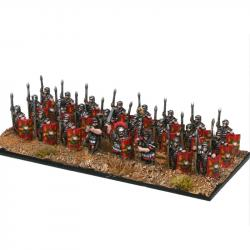 Early Imperial Roman Legionaries (10mm)