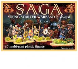 GBP07 Plastic Viking SAGA Starter (4 points)