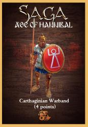 HSB02 Carthaginian Starter Warband (4 points)