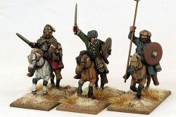 HUN01 Hun General, Hero & Army Standard Bearer (3)