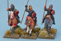 LRC07 Late Roman Cataphracts (Kontos Upright) (3)