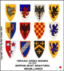MED(GB_LARGE)2 Heraldic Shield Designs (12)