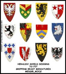 MED(GB_MIX)2 Heraldic Shield Designs (12)