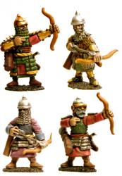 MSI02 Dismounted Timurid Cavalry (Bows) (4)