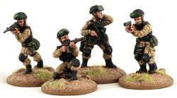 MoFo 1.8 US Delta Force Leaders & Snipers (4)