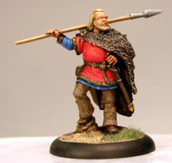 SHVA02 Ragnar Lothbrok, King of Sweden & Norway - Viking Legendary Warlord