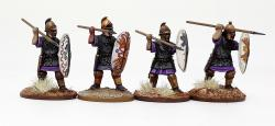 SAHC03 Carthaginian Hearthguards on Foot