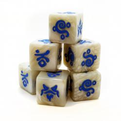 SD13 Magic System Dice (6)