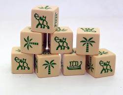 SD14 Age of Hannibal Punic/Carthaginian Dice