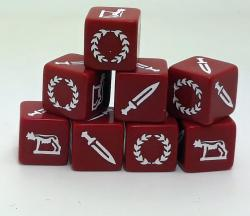 SD15 Age of Hannibal Republican Roman Dice