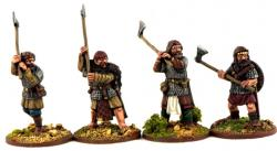 SH03 Norse Gael Hearthguards with Dane Axes (4)