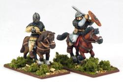 SI03 Irish Mounted Curaidh (Hearthguard Champions) (2)