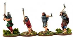 SI05 Irish Fianna with Dane Axes (Hearthguard) (4)