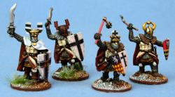 SKN03 Ordensstaat Hearthguard with Hand Weapons (4)
