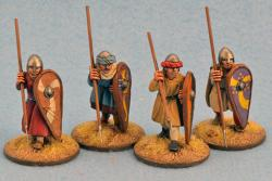 SPA07 Dismounted Spanish Sergeants One (4)