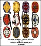 SPAN(GB)1 Ancient Spanish Shields (12)