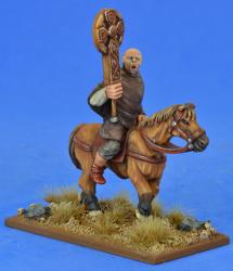 SPR09 SAGA  Mounted Celtic Christian Priest (1)
