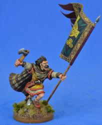 SWBB11 Irish Warbanner Bearer