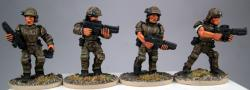 SciFi03 Marines Pack One (4)
