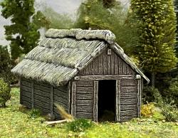 Timber Outbuilding (Plastic Kit)