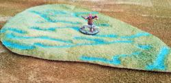 Total Scenery Battle Rug Marsh (1 x 30cm)