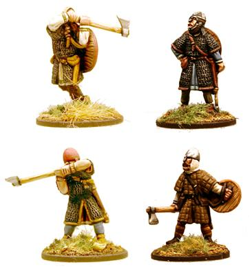 AND01 Anglo-Danish Huscarls (4)