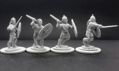 IBE06 Celtiberian Warriors One