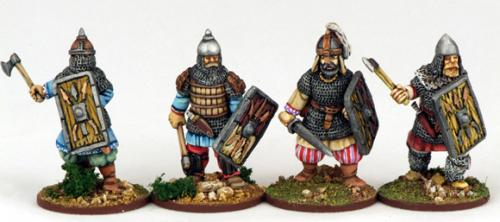 SJ03 Jomsvikings Two (Hearthguard) (4) 1 Point