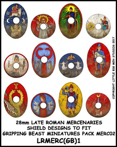 LBMSMERC02 Transfer Sheet for MERC02 Roman Deserters