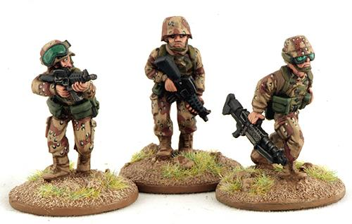 MoFo 1.3 US Rangers M60 Team (Advancing) (3)