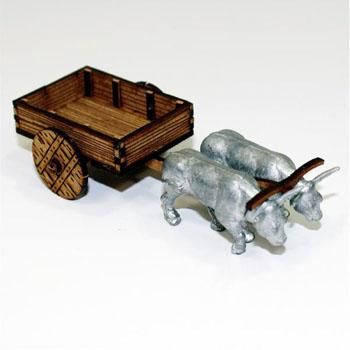 Peasants Cart (Oxen not included)