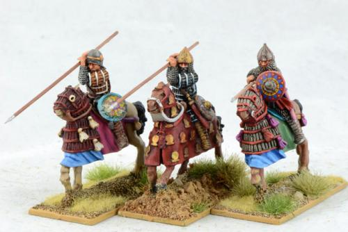 SAC04 Sassanid Cataphracts, Kontos Levelled (3)