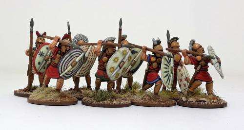 SAHC05 Cathaginian CONTINGENT Warriors on Foot