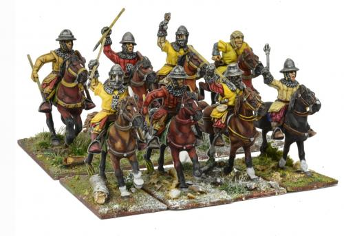 SKN08 Ordensstaat Turkopolen (Mounted Warriors) (8)