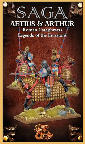 SHAA01 Roman Cataphracts, Legends of the Invasions (8)