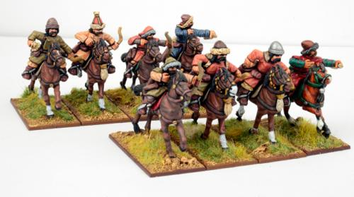 SMG04 Mongol Warriors (1 point)