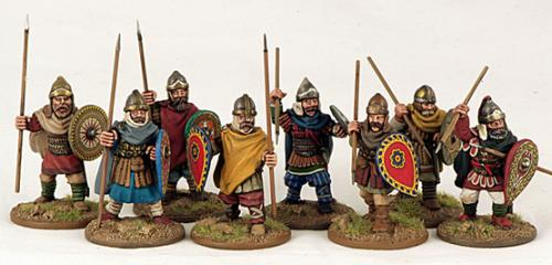 SP03 Eastern Princes City Militia (Warriors) (8)