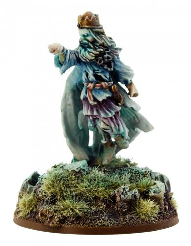 SWZ01 The Ghost King - Undead Sorcerer