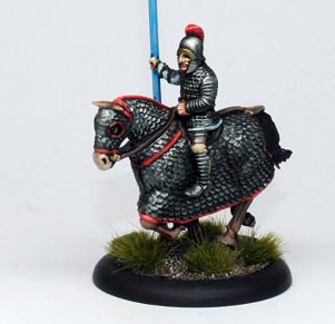 Battle Ready Brushwork - Painting GBP28 Late Roman Cataphracts