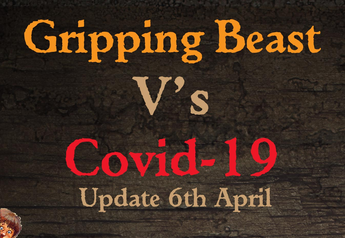 Gripping Beast Vs Covid-19