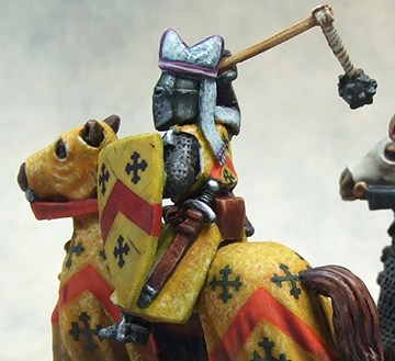 Crusading Knights - Mounted