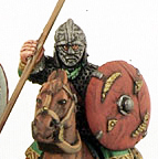 German Tribes Cavalry